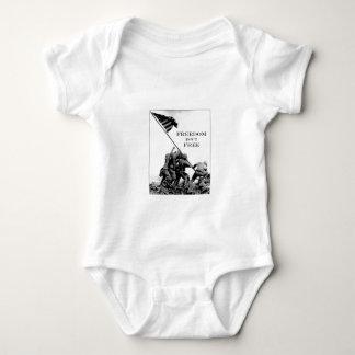 Freedom Isn't Free Baby Bodysuit