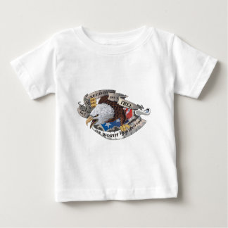 Freedom Isn't Free But It's Worth Fighting For T-shirt