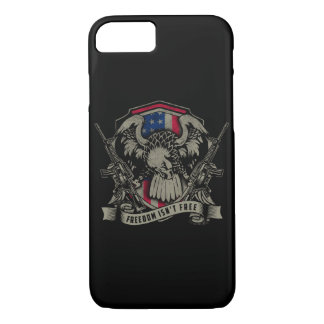 Freedom isn't Free iPhone 7 Case