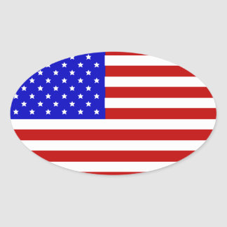Freedom Isn't Free Oval Sticker