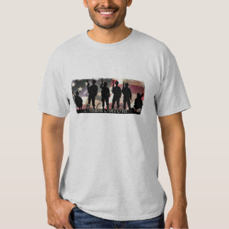 Freedom Isn't Free Patriotic Military Soldiers T Shirt