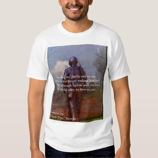 Freedom Isn't Free Tee Shirt