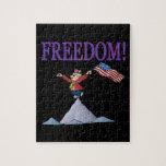 Freedom Jigsaw Puzzle