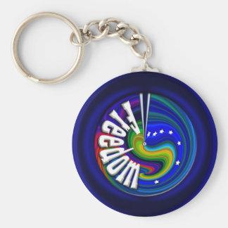 Freedom Keychain