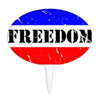 Freedom Kitchenware Cake Topper