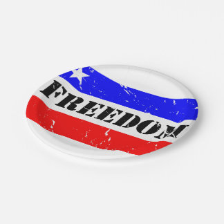 FREEDOM KITCHENWARE PAPER PLATE