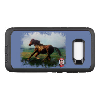 Freedom/Liberdade/Freedom OtterBox Defender Samsung Galaxy S8  Case