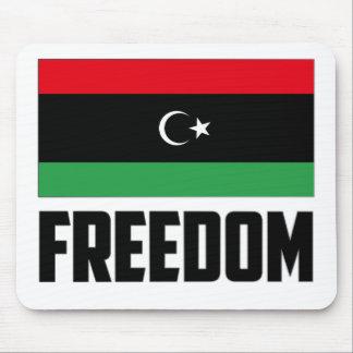 Freedom - Libya Mouse Pad