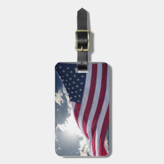 Freedom Luggage Tag