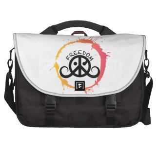 """Freedom messenger bag (11x15.75""""; sunny splash) laptop computer bag"""