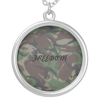 FREEDOM PERSONALIZED NECKLACE