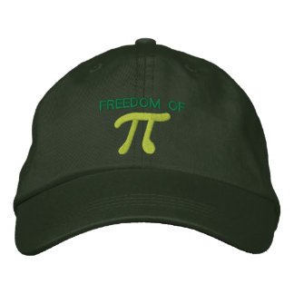 Freedom of Pi Baseball Cap