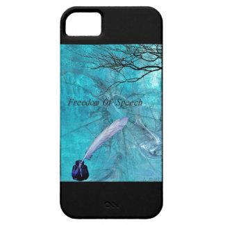 FREEDOM OF SPEECH Case iPhone5