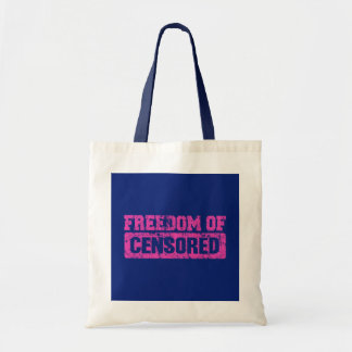 Freedom of Speech Maybe Not So Tote Bag