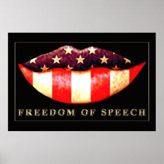 Freedom of Speech Print