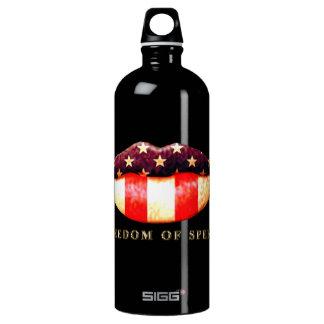 Freedom of Speech SIGG Traveler 1.0L Water Bottle