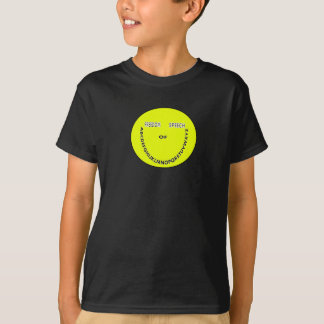 Freedom of speech smiley face T-Shirt