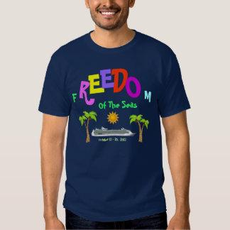 Freedom of the Seas(2) T Shirt