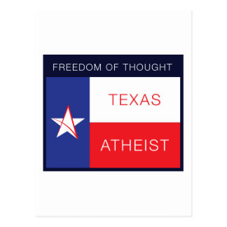 Freedom of thought postcard
