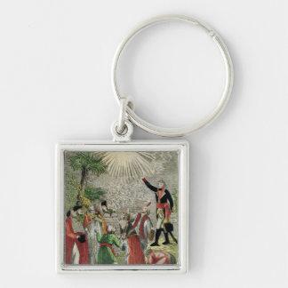 Freedom of Worship Keychain