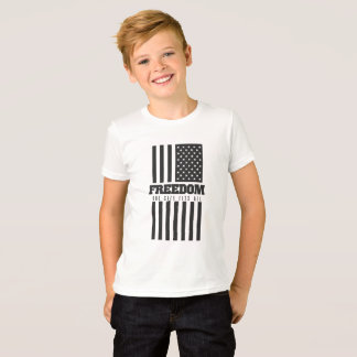 Freedom: One Size Fits All T-Shirt