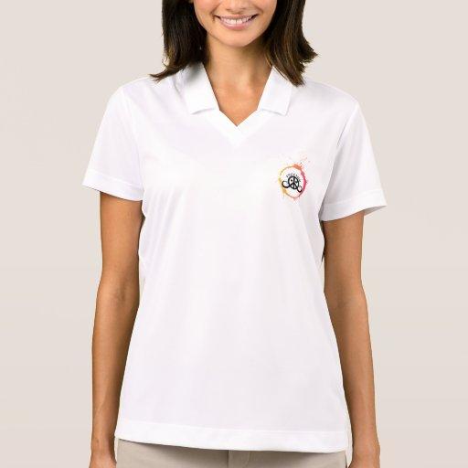 Freedom polo shirt (women's; sunny splash) polos