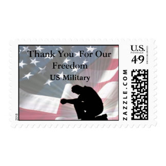 Freedom Postage Stamp