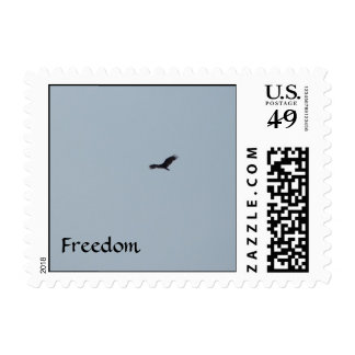 Freedom - postage stamps