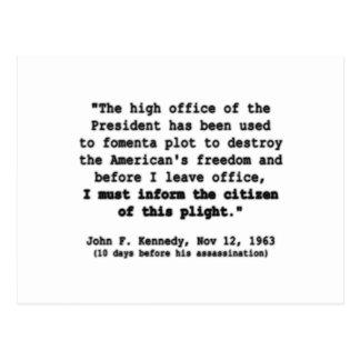 Freedom Postcard