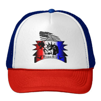 Freedom Reign Trucker Hat