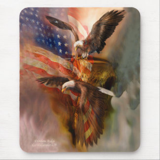 Freedom Ridge - Eagle Art Mousepad