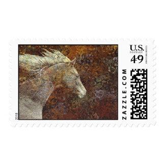 Freedom Run Postage Stamp