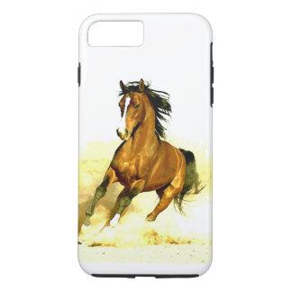 Freedom - Running Horse iPhone 7 Plus Case
