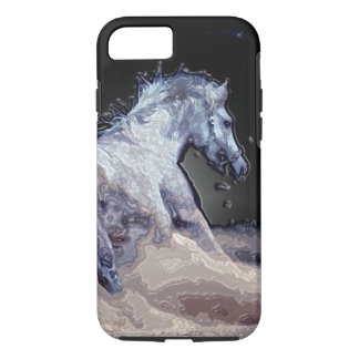 Freedom - Running Horse Tough iPhone 7 Case