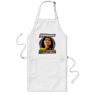 Freedom Silence Aprons