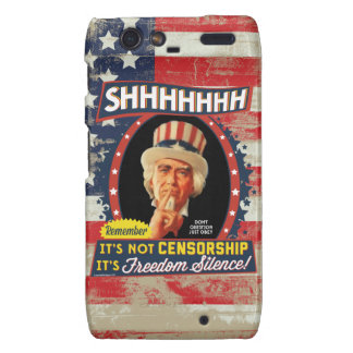Freedom Silence Droid RAZR Cases