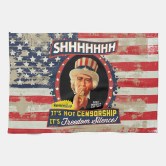 Freedom Silence Kitchen Towels