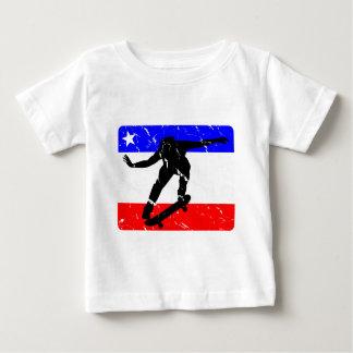 FREEDOM Skateboard APPAREL Baby T-Shirt