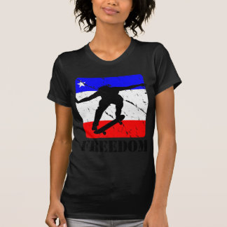 FREEDOM Skateboard APPAREL Shirt