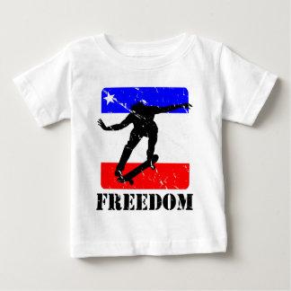 FREEDOM Skateboard APPAREL T Shirt