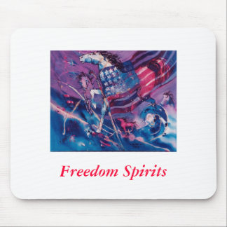 Freedom Spirits Mouse Pad