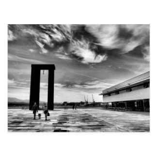Freedom Square in Viana do Castelo Postcard