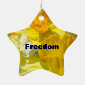 Freedom Star Ornaments Let Freedom Ring True!
