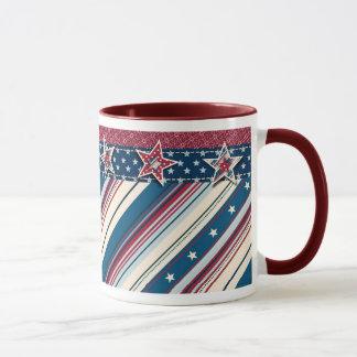 Freedom Stripe Mug II
