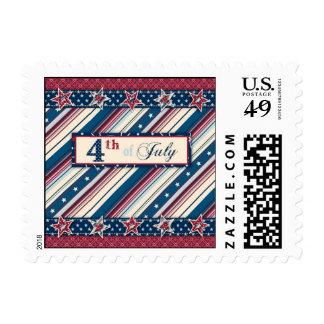 Freedom Stripe Stamp B2