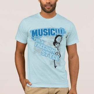 Freedom Style Music T-Shirt