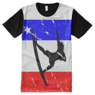 Freedom Surfing ALL-OVER-T's All-Over Print Shirt