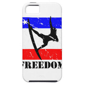 Freedom Surfing ELECTRONICS iPhone SE/5/5s Case