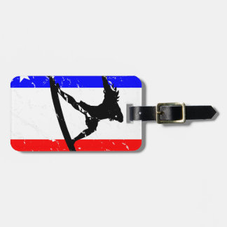 Freedom Surfing FLAIR Luggage Tag