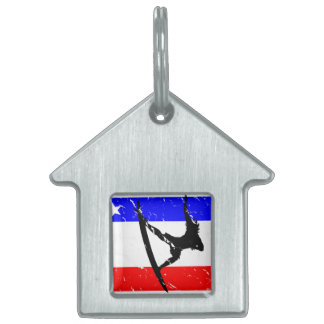 Freedom Surfing FLAIR Pet ID Tag